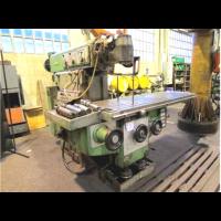 fresadora Zayer 55BM