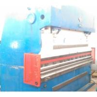 Plegadora Ajial 3x120 Ton Tope manual