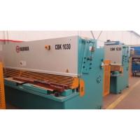 Cizalla hidráulica ZS serie CBK1030 con CN