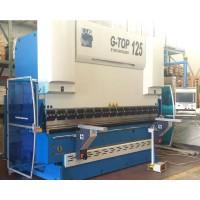 Plegadora LAG CNC 6 Ejes Serie G-TOP 3 x 125 Ton Nueva con bombeado hidráulico