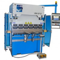 Plegadoras hidráulicas CNC a 4 ejes