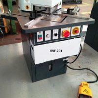 Escantonadora de ángulo fijo serie HNF 200 X 4 mm