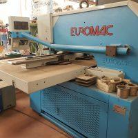 Punzonadora Euromac con CNC-3