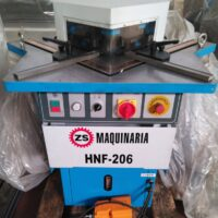 Escantonadora ángulo fijo modelo HNF-206