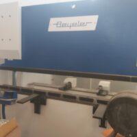 Plegadora Beyeler 2550x60Tn